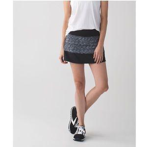 Lululemon Pace Rival II Skirt Dramatic Static